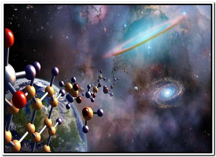 жизнь занесена на Землю из других миров