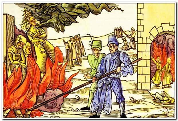 костры инквизиции