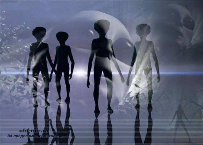 распознать пришельца