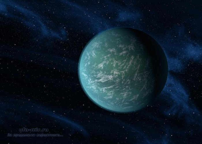 планета глория