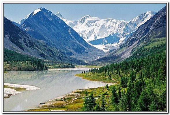 легенды алтайских гор