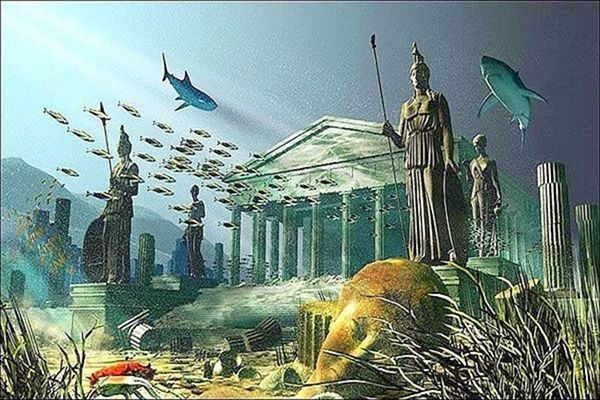 погибшая атлантида