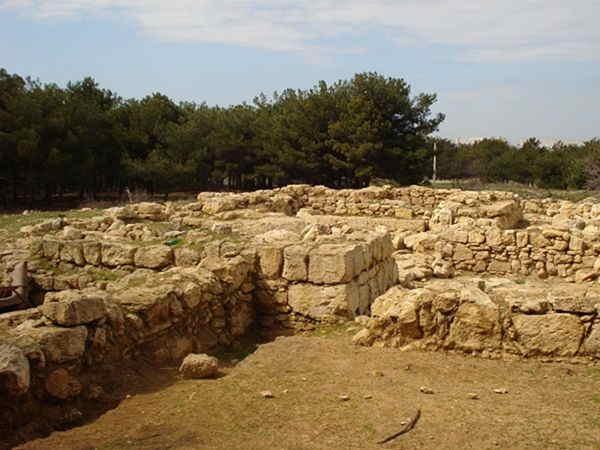 раскопки Крымских пирамид