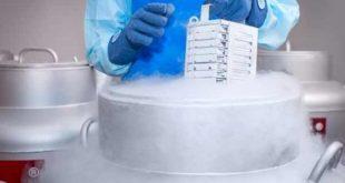 криохранилище биоматериала