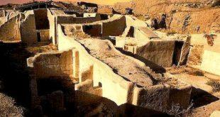 раскопки в сирии